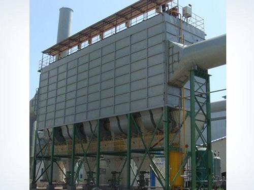 LCPM分室侧喷低压布袋除尘器工作原理