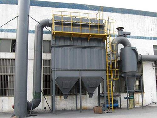 陶瓷厂锅炉布袋除尘器